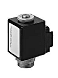 Cartridge valves - EA 203-001-1 - 2-way solenoid valve, direct actuated, NC (normally closed)