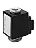 Cartridge valves - EA 203-002-2 - 2-way solenoid valve, direct actuated, NC (normally closed)