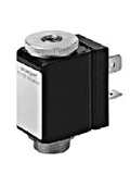 Cartridge valves - EA 301-002 - 3-way solenoid valve, direct actuated, NC (normally closed)