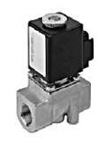Gas valves - MA 243-009 - 2-way solenoid valve, direct actuated, NC (normally closed)