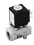 Gas valves - MA 253-013 - 2-way solenoid valve, direct actuated, NC (normally closed)