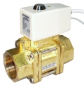 Water guards - MW 202-001 - 2-way solenoid valve, servo actuated, NC (normally closed)