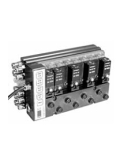 Pneumatic modules - SR 000-006 - 3-way and 4-way manifold valves, pilot operated, with programmable control unit
