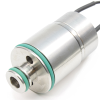 Spider® - Microvalves - VA 304-102 - 3-way solenoid valve direct actuated, NC (normaly closed)