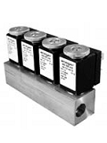 Stainless Steel Valves - VA 721-013 - 2-way solenoid valve, direct actuated, NC (normally closed)