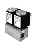 Stainless Steel Valves - VA 721-014 - 2-way solenoid valve, direct actuated, NC (normally closed)