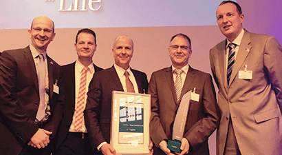 Staiger: Supplier of the Year 2014!