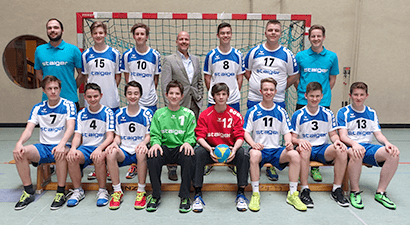 Staiger continues to expand sponsorship with TSV Bönnigheim