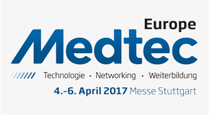 Visit us on Medtec Europe 2017 in Stuttgart!
