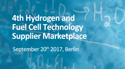 4th Hydrogen and Fuel Cell Technology Supplier Marketplace