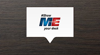 #showMEyourdesk with Marc Staiger, CEO at Staiger