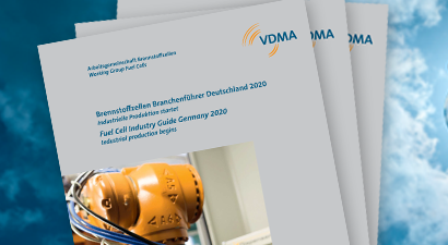 Staiger in the new VDMA fuel cells industry leader 2020