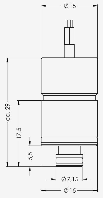 Abmessungen VA204-5