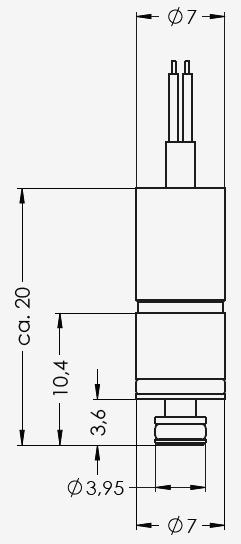Abmessungen VA204-7
