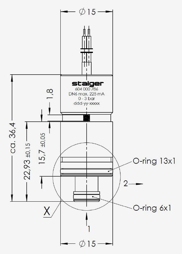 Abmessungen VP204-5